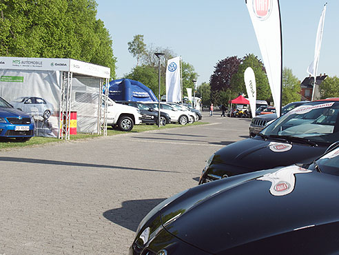 MESSE WETTERAU Automeile